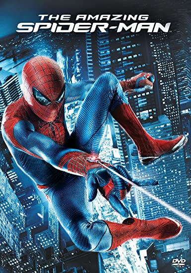 The Amazing Spider-Man 1 & 2 DVDs