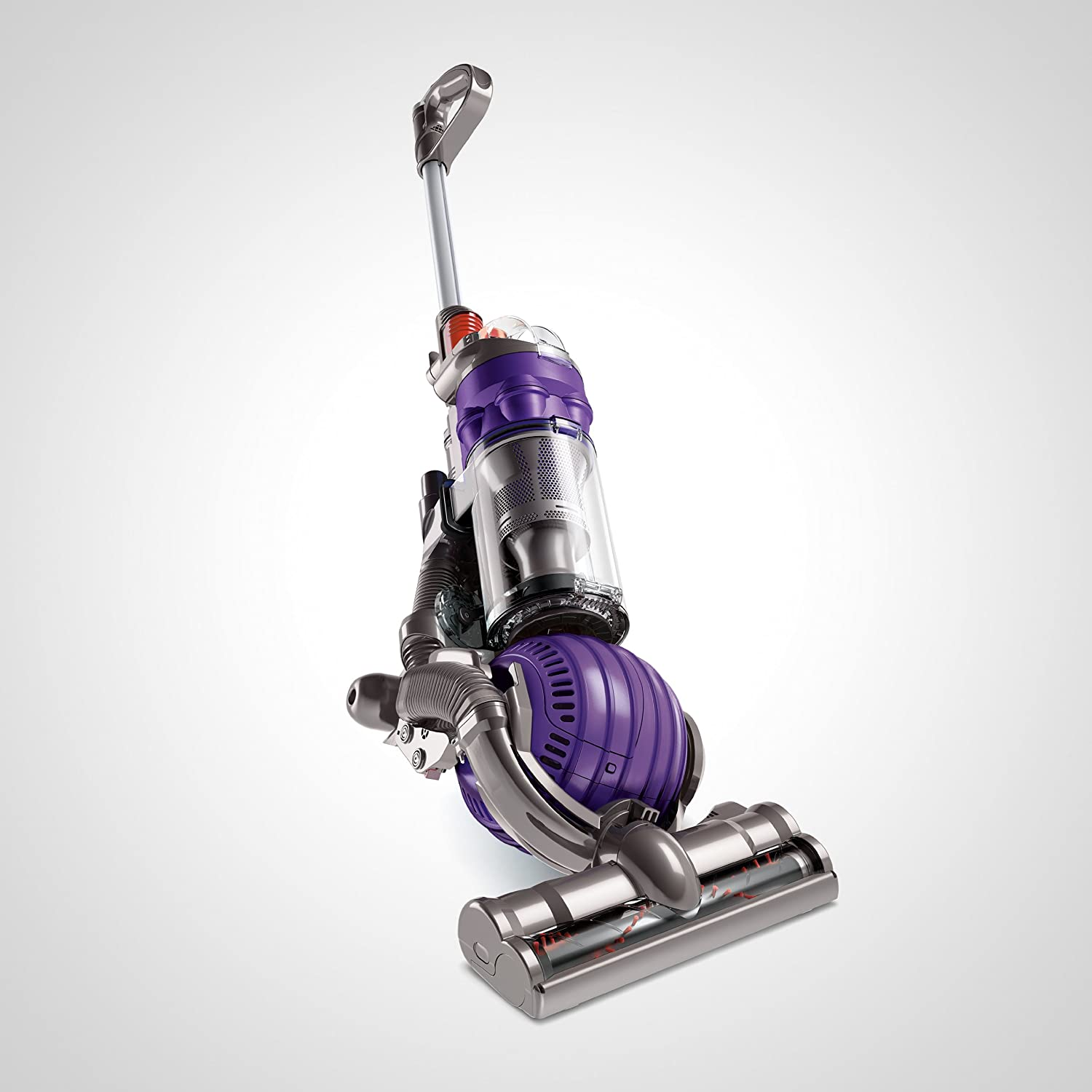 dyson dc24 small ball animal pet bagless upright vacuum cleaner lightweight hepa ebay. Black Bedroom Furniture Sets. Home Design Ideas