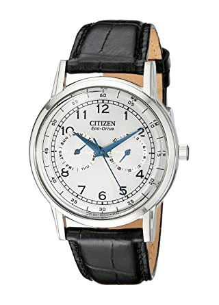 buy citizen men s ao9000 06b eco drive stainless steel day date citizen men s ao9000 06b eco drive stainless steel day date casual watch