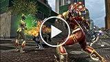DC Universe Online - Beta Combat