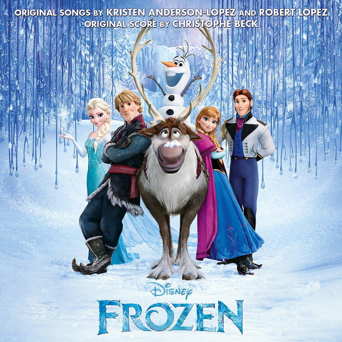 Frozen: Amazon.co.uk: Music