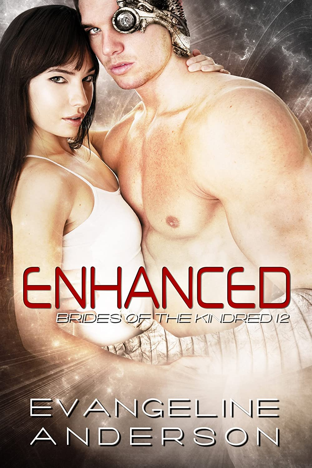 Enhanced: Brides of the Kindred 12  - Evangeline Anderson