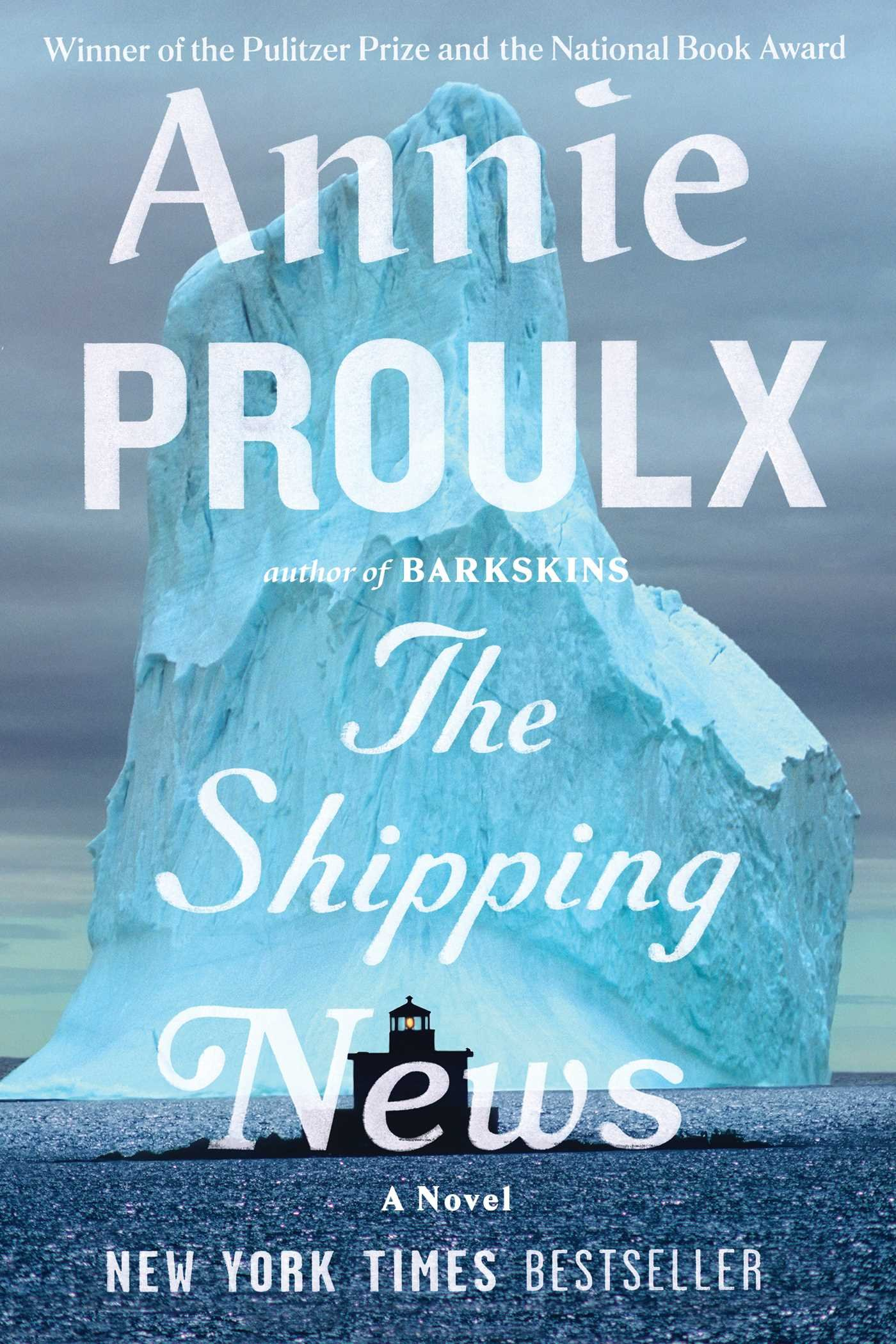 The Shipping News ISBN-13 9780671510053