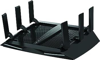 Netgear Nighthawk X6 AC3000 Tri-Band Smart Gigabit Wifi Router