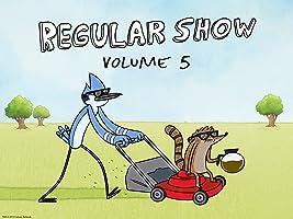Regular Show Season 5