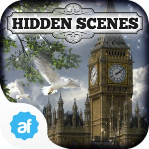 Hidden Scenes - World Wonders Free by DifferenceGames LLC