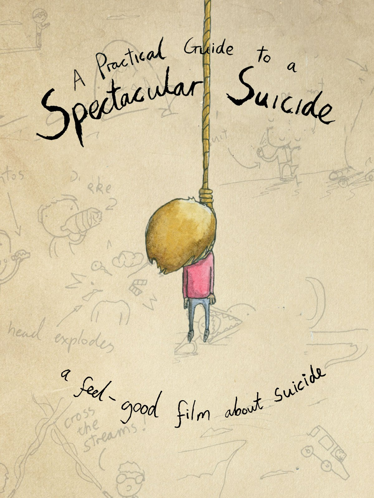 A Practical Guide to a Spectacular Suicide on Amazon Prime Instant Video UK