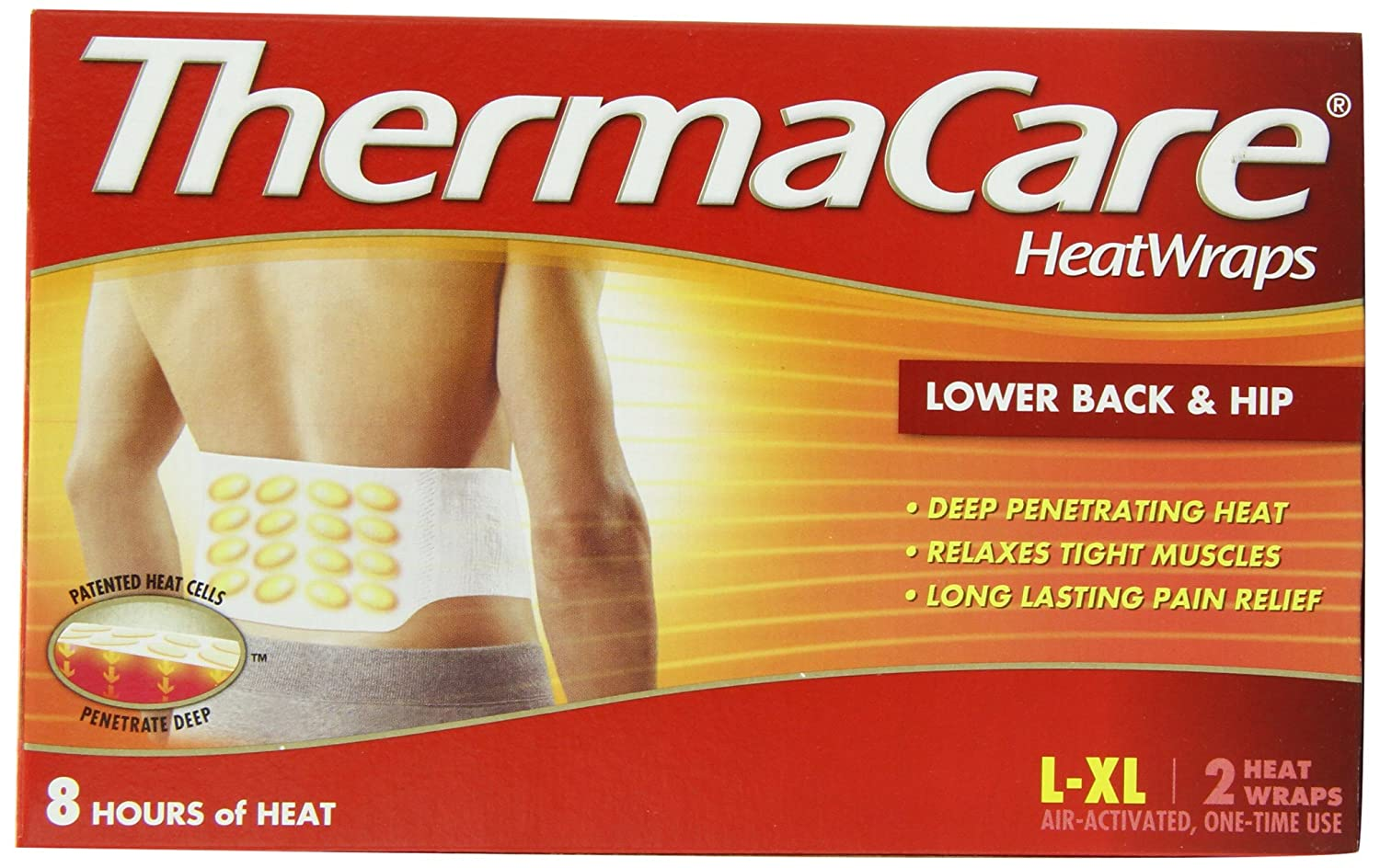 heat for back pain