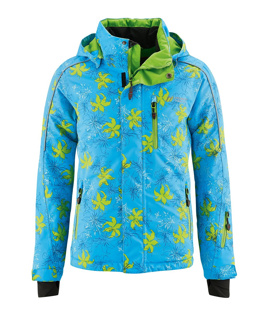 maier sports Kinder Skijacke Flower günstig