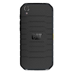 CAT PHONES S41 Unlocked Rugged Waterproof Smartphone & SanDisk 128GB Ultra microSDXC UHS-I Memory Card with Adapter