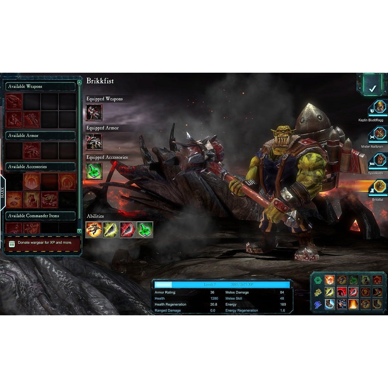 Online Game, Online Games, Video Game, Video Games, Game Downloads, Core Games, Strategy, PC Game, Warhammer, Download, Warhammer 40k: Dawn of War II Retribution