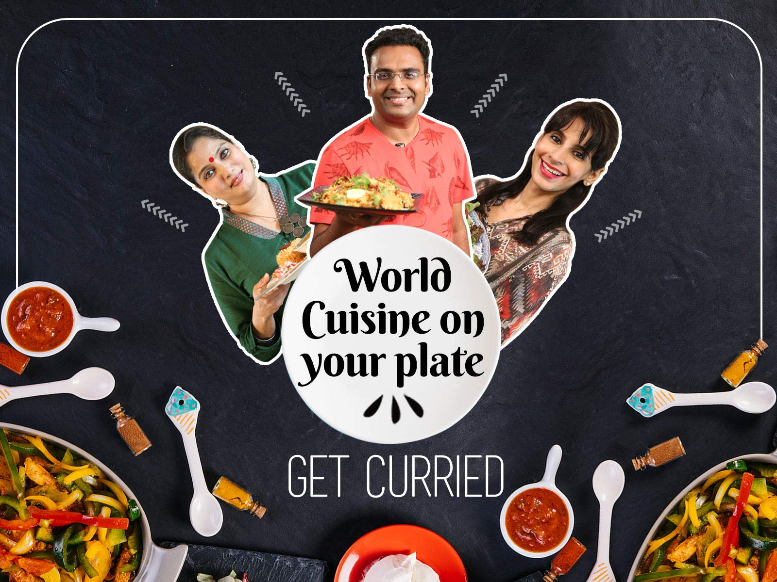 Clip: Get Curried on Amazon Prime Video UK