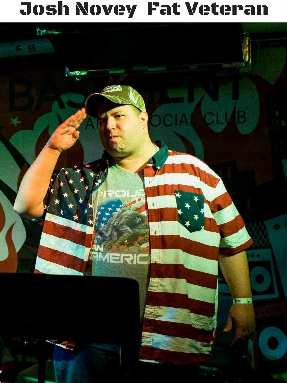 Josh Novey Fat Veteran