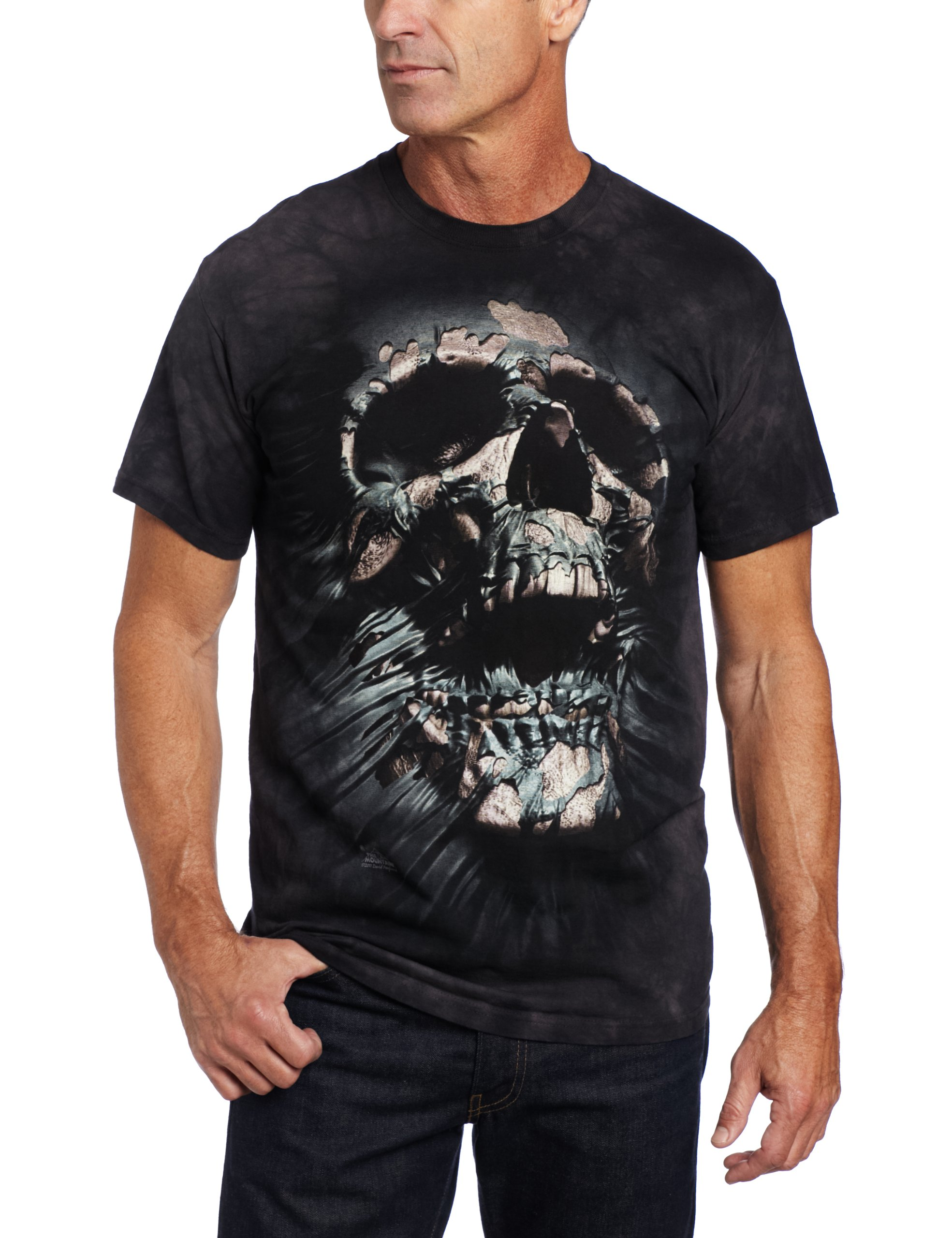 Men's Breakthrough Graphic Skull T-shirt