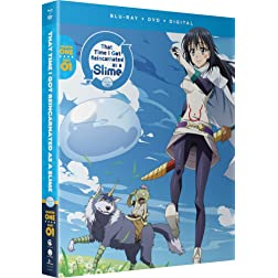 That Time I Got Reincarnated as a Slime: Season One Part 1 [Blu-ray]