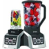 Ninja Nutri BlendMax DUO Auto-iQ Boost 88-Oz. Blender (Black/Chrome)