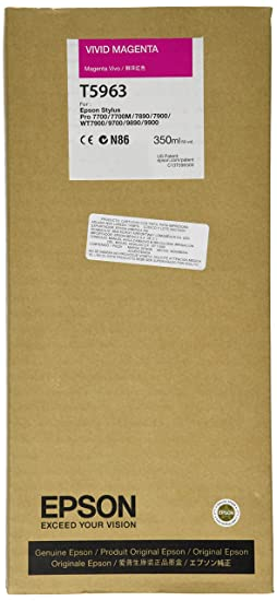 Epson Cartouche d'encre d'origine 1 x Magenta vif