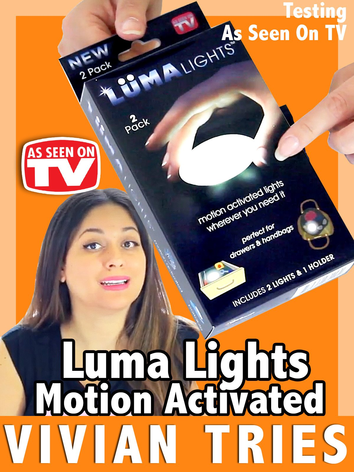 Review: Luma Lights Motion Activated