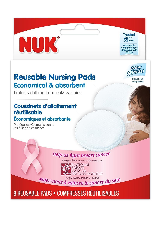 Nuk Reusable Nursing Pads
