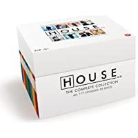 House M.D. The Complete Collection Blu Ray
