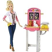 Barbie Careers Pet Vet Doll and Playset