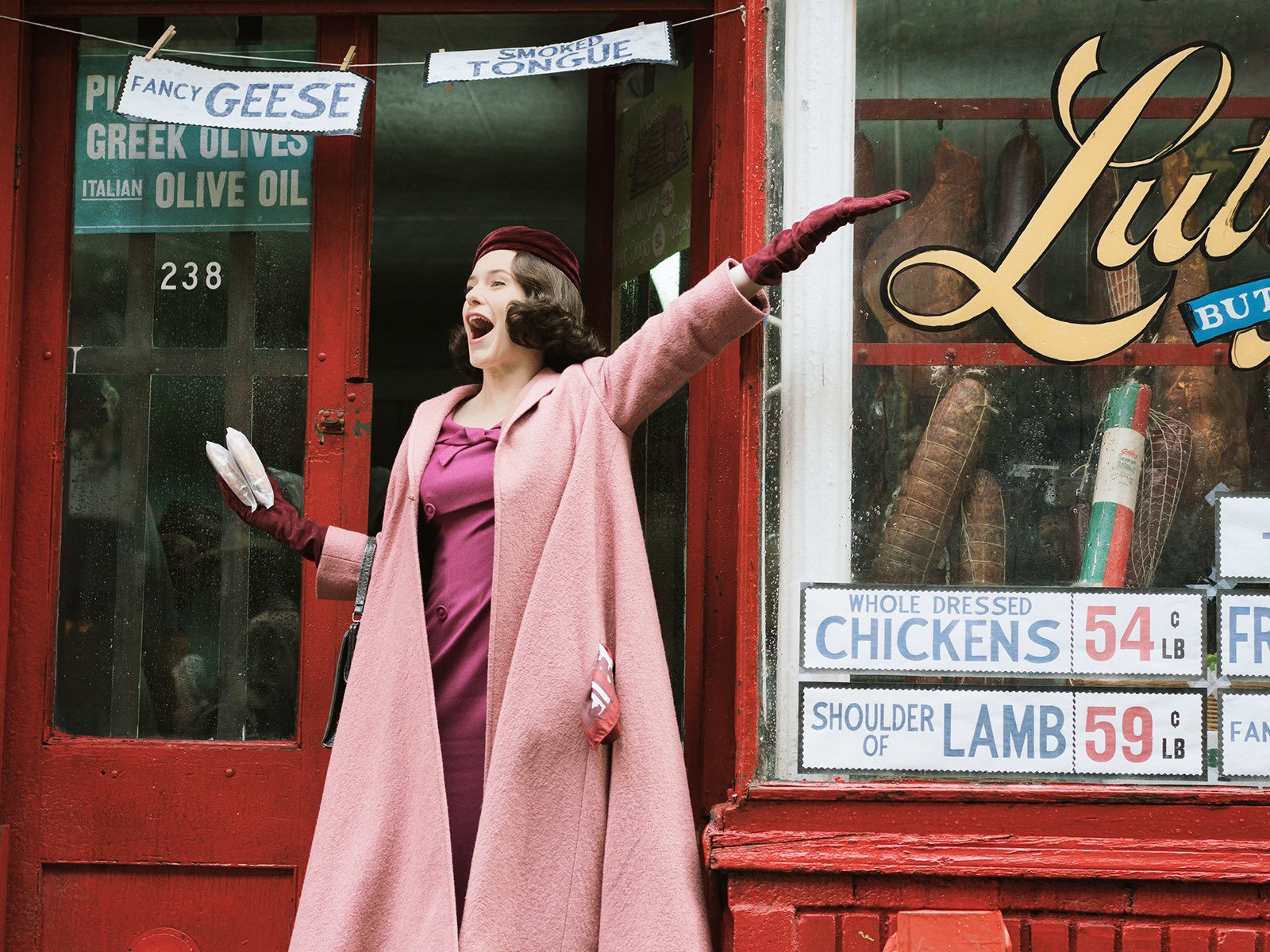The Marvelous Mrs. Maisel (4K UHD)