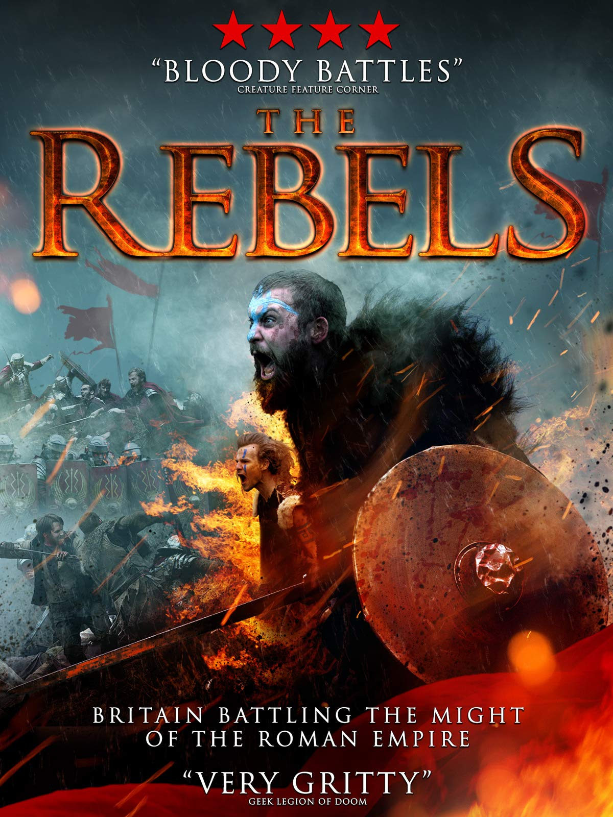 The Rebels on Amazon Prime Video UK