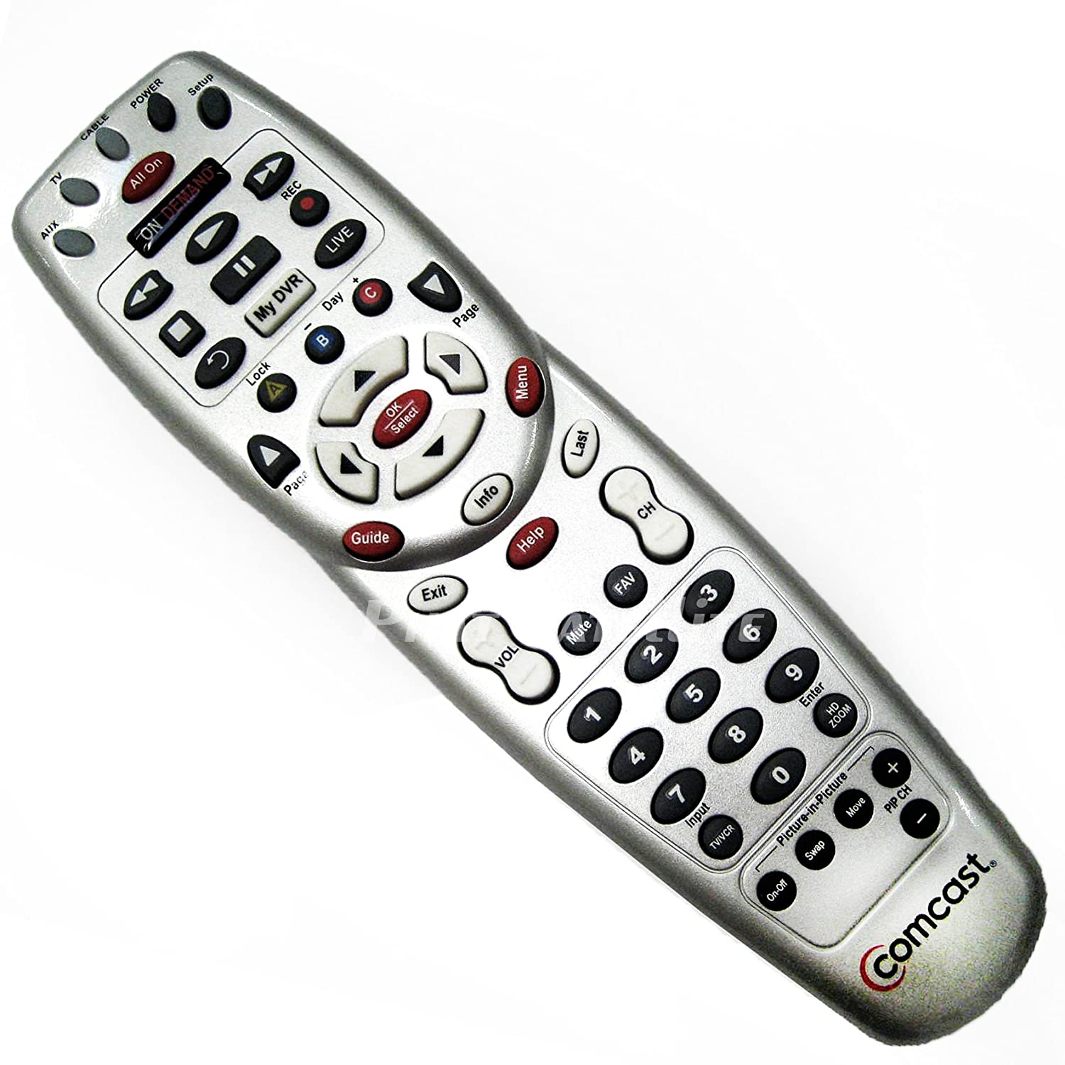 how to set my shaw remote to my tv
