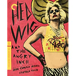 Hedwig and the Angry Inch The Criterion Collection [Blu-ray]