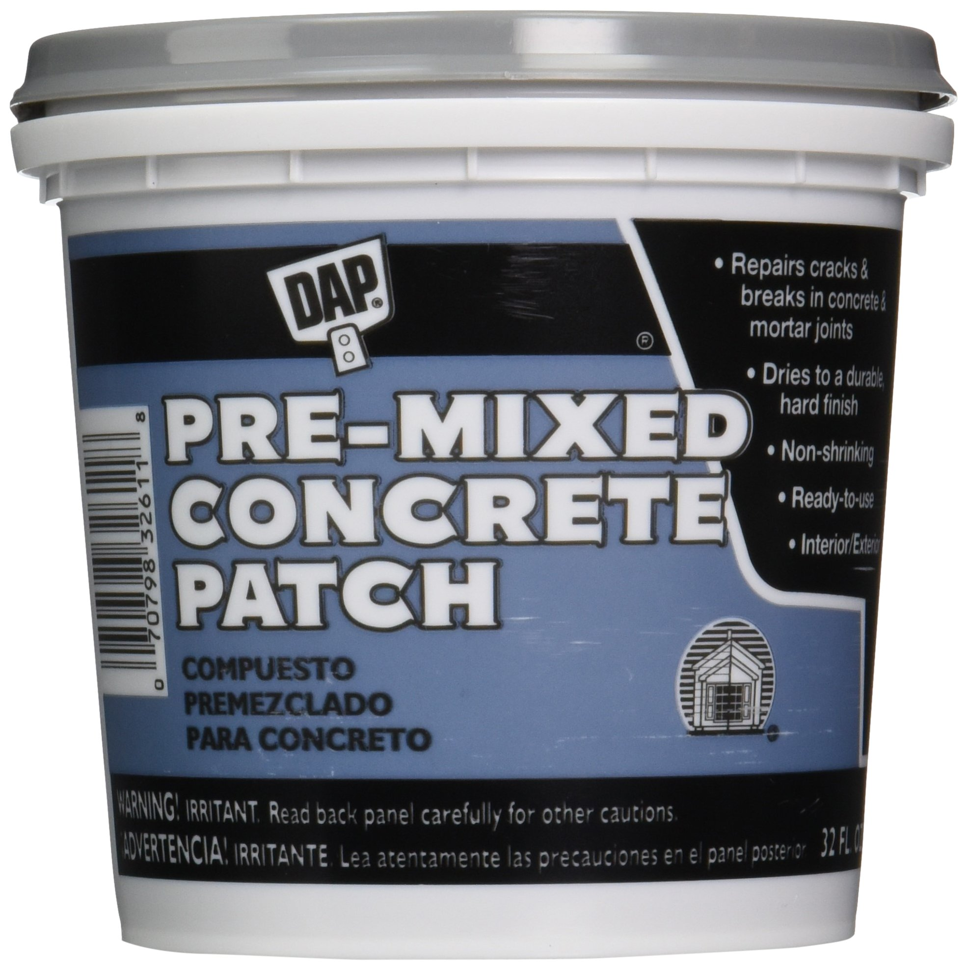 Dap 32611 Phenopatch Pre Mixed Concrete Patch Ebay