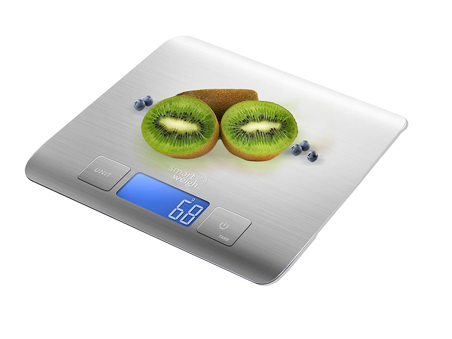 Smart Weigh TZ5000 Stainless Steel Electronic Kitchen Scale