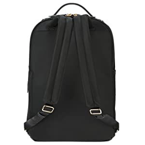 Targus Newport Backpack for 15-Inch Laptops, Black (TSB945BT) (Color: Navy Blue, Tamaño: Black)