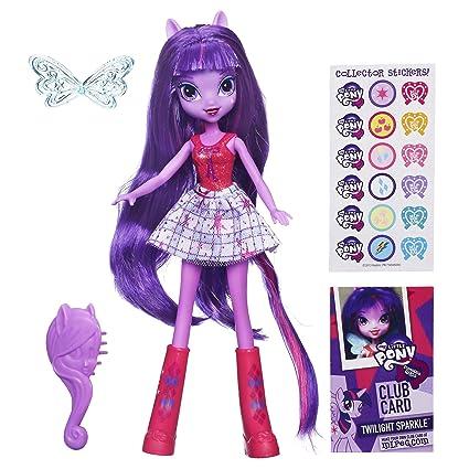 My Little Pony Equestria Girls Twilight Sparkle Doll