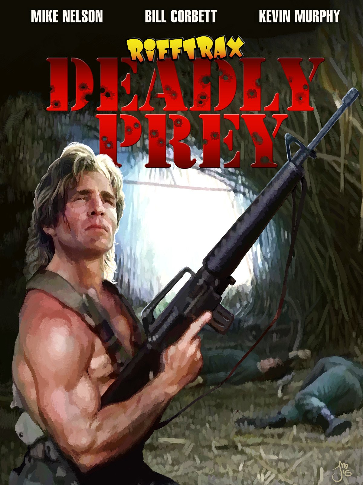 RiffTrax: Deadly Prey