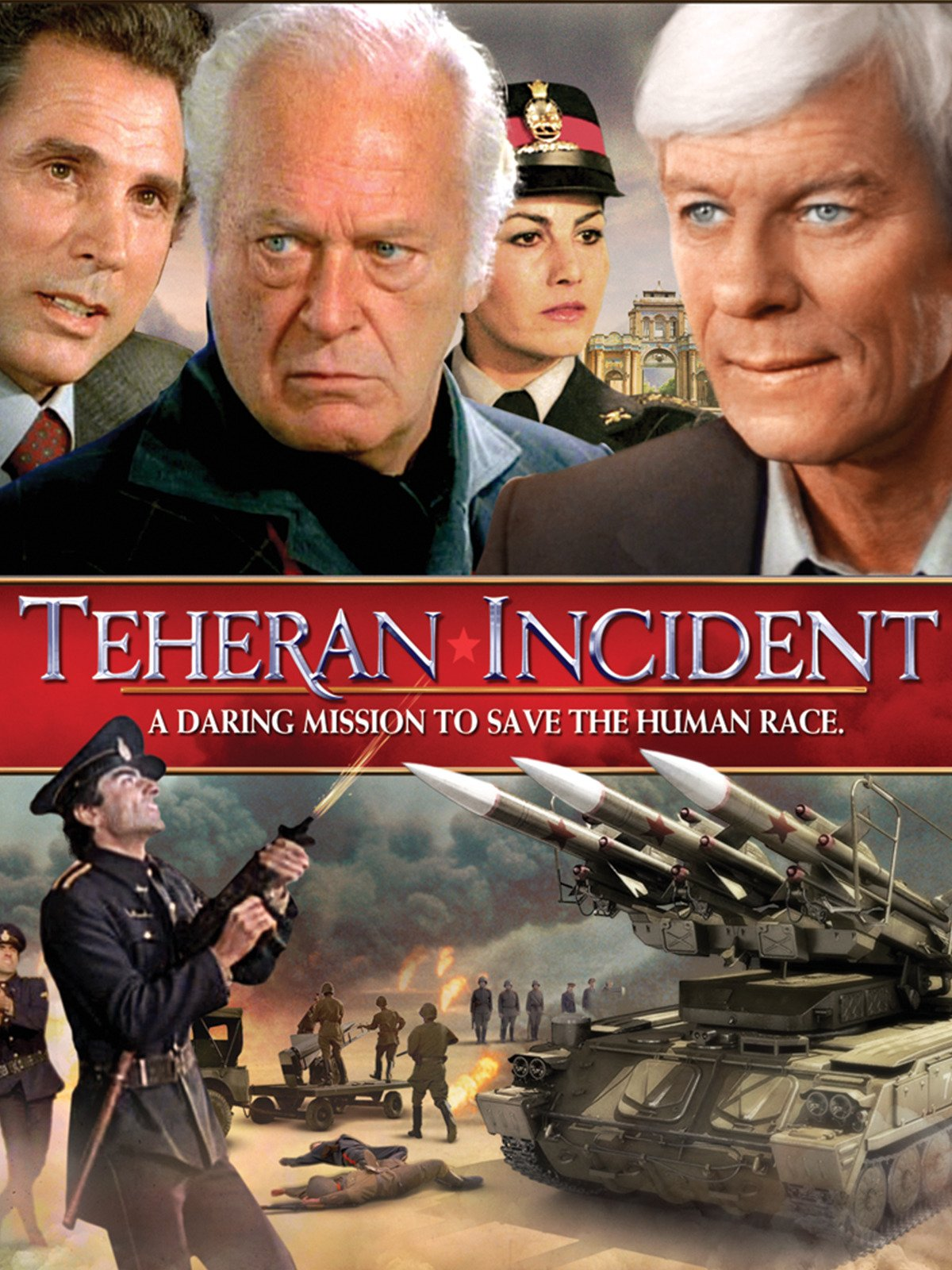 Teheran Incident