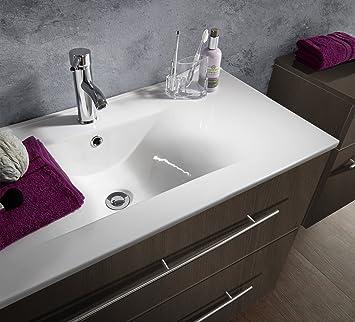 Sam 4ltg Badezimmer Set Verena 80 Cm In Truffeleiche