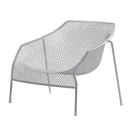 emu Heaven Loungesessel, aluminium Stahl stapelbar