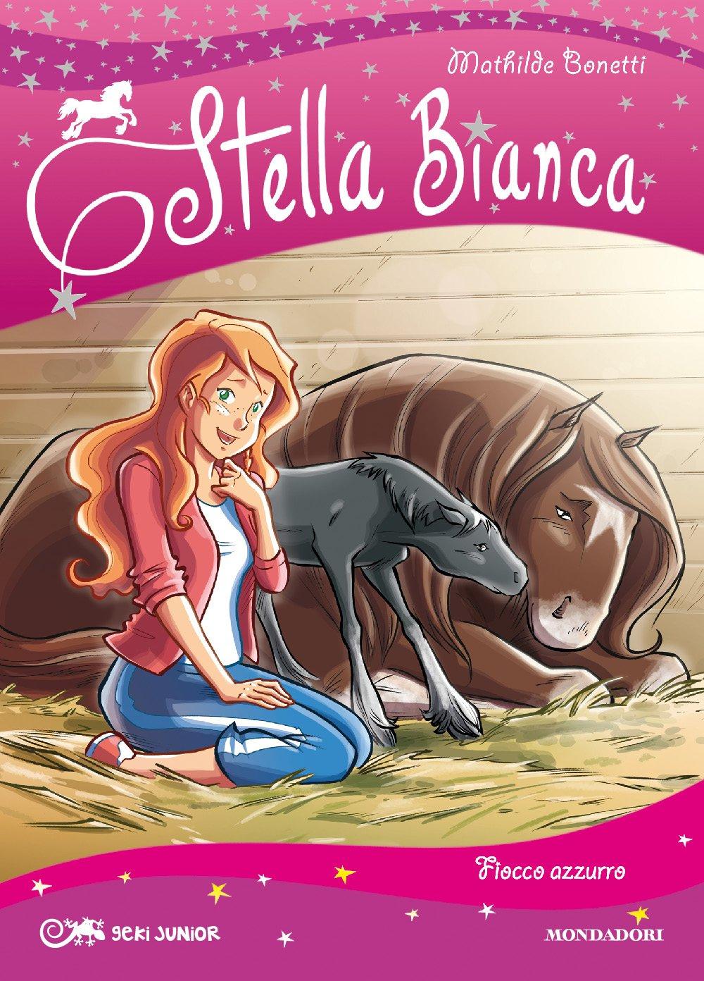 """Stella Bianca #4 """"Fiocco Azzurro"""""""