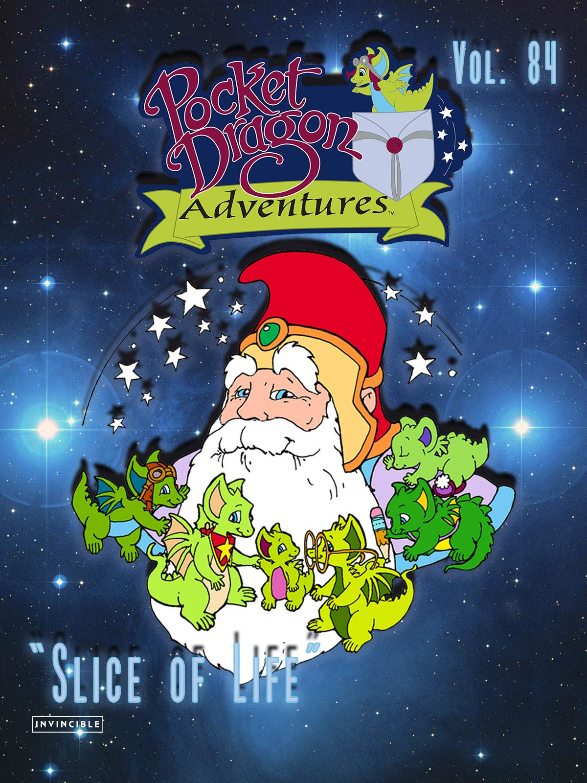 Pocket Dragon Adventures Vol. 84Slice of Life