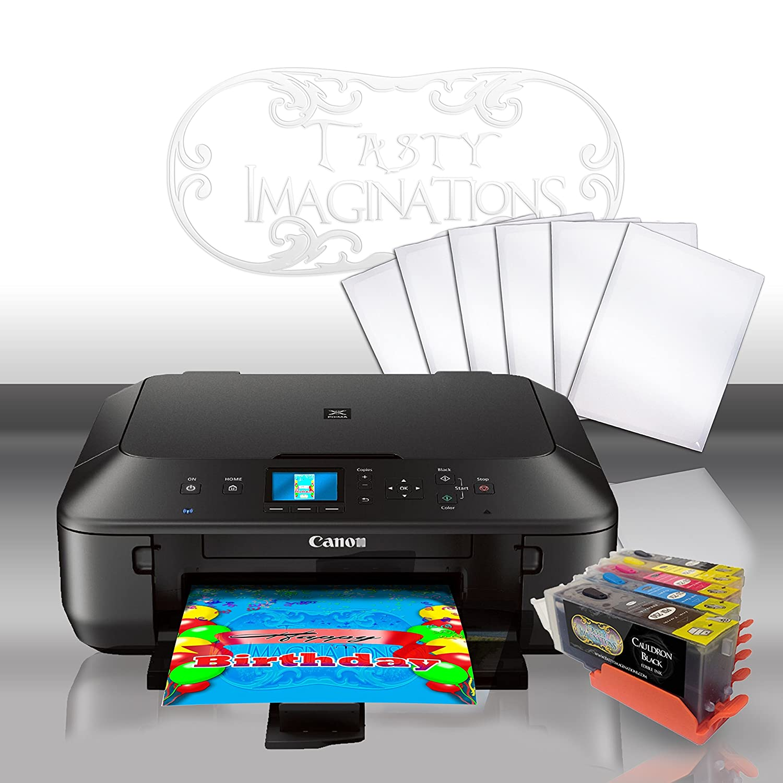 Edible Printer Bundle for Canon MG5520