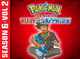 Pok�mon the Series: Ruby and Sapphire Season 6 Vol. 2