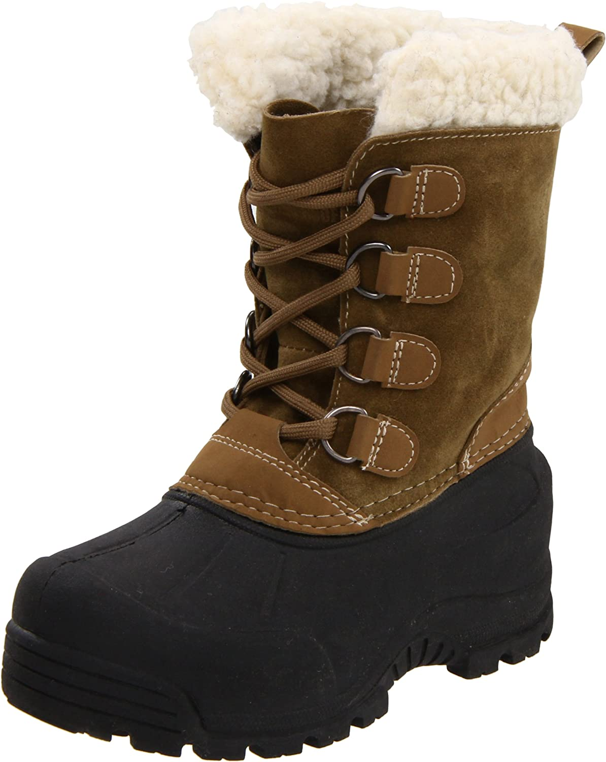 Northside Back Country Snow Boot (Little Kid/Big Kid),Tan,13 M US Little Kid