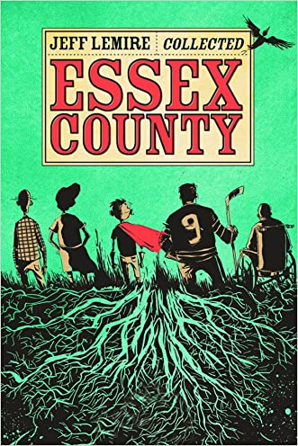 The Collected Essex County written by Jeff Lemire