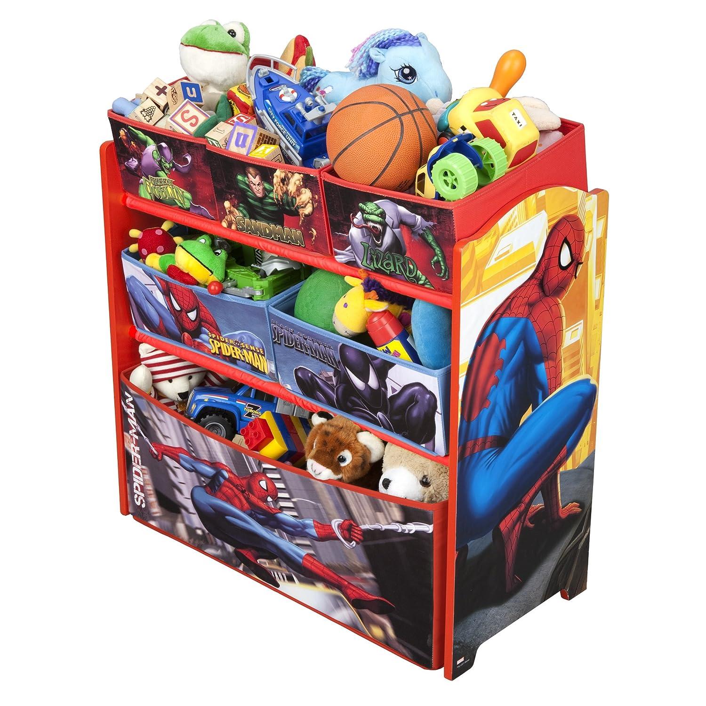 Spiderman Furniture Totally Kids Totally Bedrooms Kids Bedroom Ideas