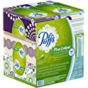 Puffs Plus Lotion 6 Family Boxes Facial Tissues