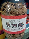 Healthy Helpings Natural Animal Crackers Chocolate 45 Oz