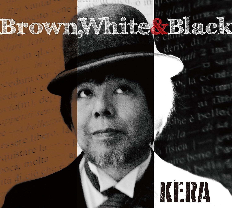 Brown, White & Black