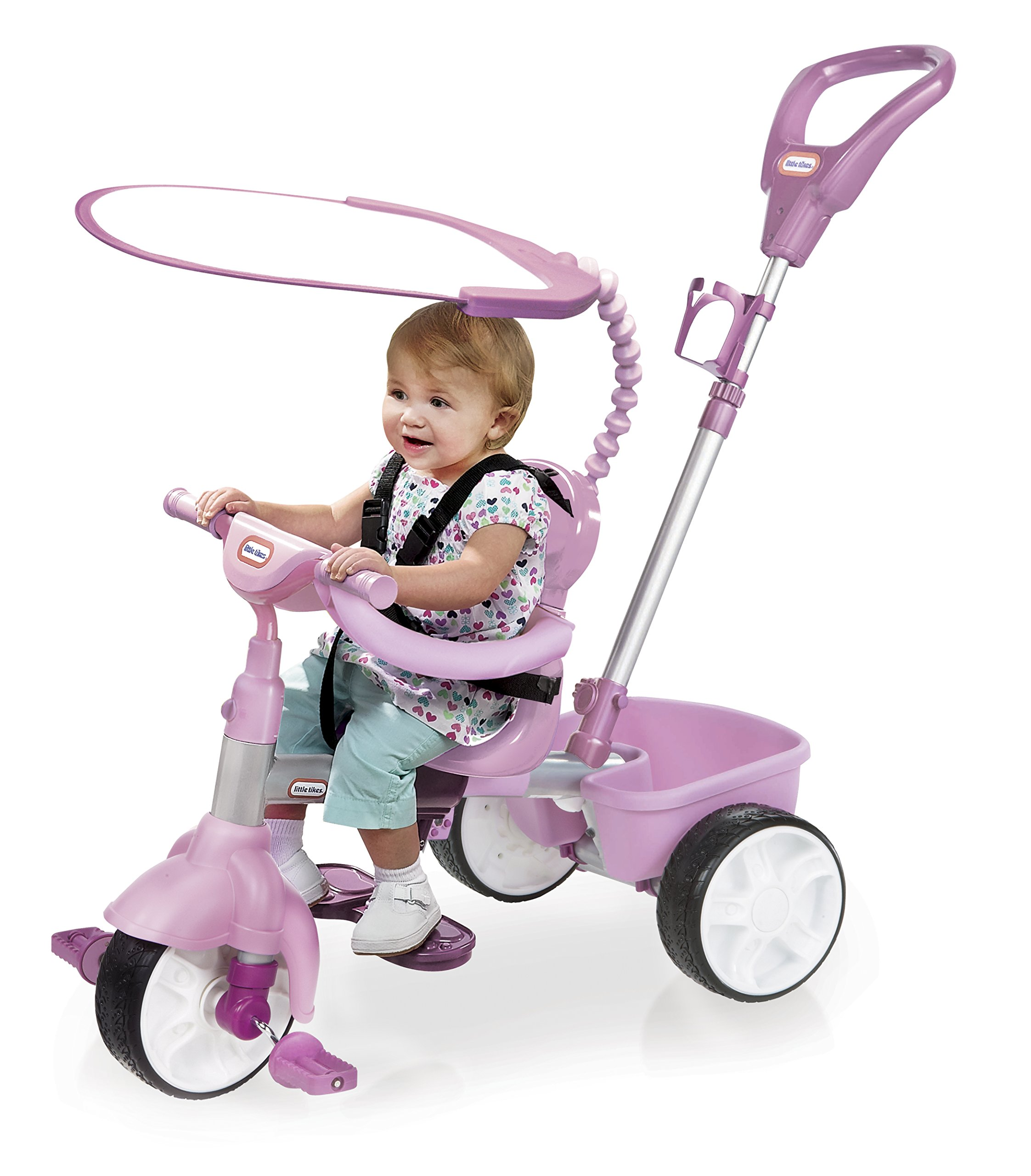 Little Tikes Perfect Fit 4-in-1 Trike - baby & kid stuff ...