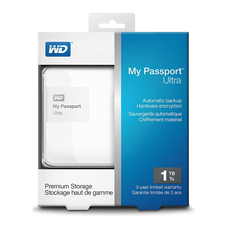 How to retrieve files from my passport