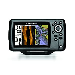 Humminbird HELIX 5 SI GPS Fish Finder Review